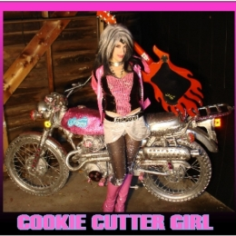 Cookie_Cutter_Girl_PINK_POP_SUPERHERO_endorses_sponsors_Scratch Pad_Guitar_Protector