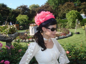 Rose Garden Party-Boston, MA-2012-Hat Contest Winner-Lynn Julian 009